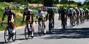 Route du Sud 2017 - Ieri l'assolo di Viviani, oggi la tappa regina