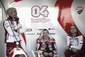 """MotoGP, Dovizioso: """"Lavorare sulla frenata per la prossima stagione"""""""