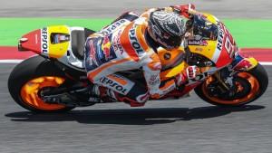 MotoGP, Marquez batte un colpo a Barcellona