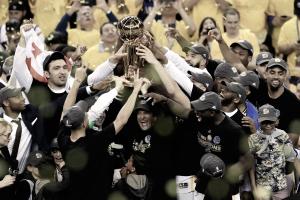 Kevin Durant brilha, Warriors vencem Cavaliers e conquistam título da NBA pela 5ª vez