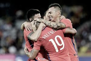 """Análisis general de Chile: El debut de """"La roja"""" en la copa"""