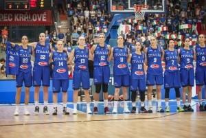 FIBA Eurobasket Women - L'Italia chiude al settimo posto, battuta la Slovacchia 71-54