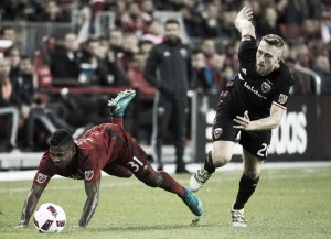 Lamar Neagle is the man of the moment as D.C. United win against Toronto FC