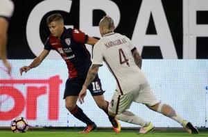 Roma, con il Cagliari per dimenticare il Liverpool e blindare la Champions League