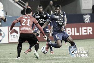 Bastia 0-1 Stade Rennais: Doucoure sends Bretons to Quarter Finals