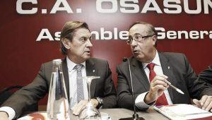 Archanco, Vizcay y Peralta detenidos por el 'caso Osasuna'