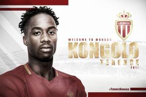 Terence Kongolofirmó con Mónaco hasta2022