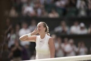 Wimbledon 2017, donne - I risultati del Day 1: promosse Kvitova ed Halep