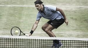 ATP Halle - Mayer abdica, Federer in semifinale