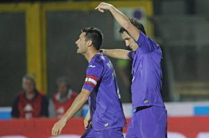 Gonzalo mantiene la Fiorentina in corsa per la Champions
