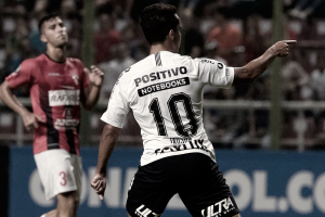 Corinthians trucida Deportivo Lara com facilidade e assegura vaga antecipada às oitavas