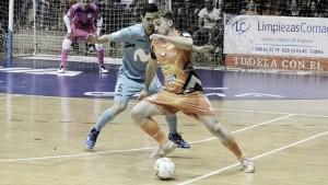 Inter sufre lo innombrable en Tudela