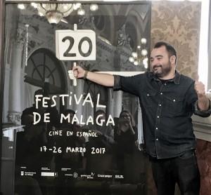 El 20 Festival de Málaga ya tiene cartel de la mano del malagueño Javier Calleja