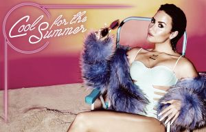 Demi Lovato, más 'Cool for the Summer' que nunca