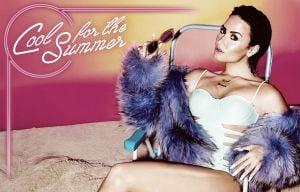 Demi Lovato, más 'Cool for the Summer' que nunca