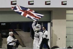 Lewis Hamilton, a la altura de Jim Clark y Graham Hill