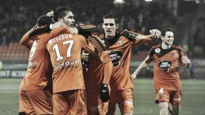 FC Lorient 2015-16: con el objetivo de la permanencia