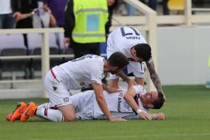 Cagliari: contro l'Atalanta per conquistare la salvezza