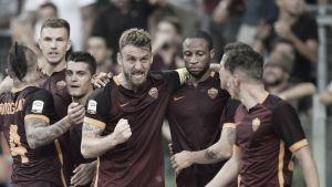 Live Frosinone - Roma, risultato partita Serie A 2015/2016 in diretta (0-2)