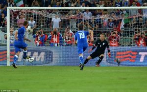 Italy 2-0 Netherlands: Immobile Inspired Italy Down Netherlands