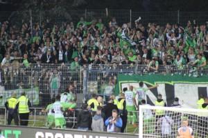 Bundesliga - Il Wolfsburg batte il Kiel e si aggiudica la salvezza