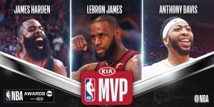 NBA, tutti i finalisti degli Awards 2018