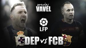 Deportivo de La Coruña - FC Barcelona: Race heats up as pressure mounts champs