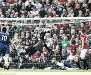 Manchester United 2-1 Everton: United Player Ratings