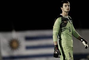 De Amores: goleiro superou descolamento de retina para brilhar no futebol uruguaio