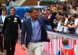 Frank De Boer admits it was a 'hard lesson' as his Premier League debut was crashed by the Terriers