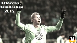 Bitácora Bundesliga 2015: Wolfsburgo se quedó sin su diamante