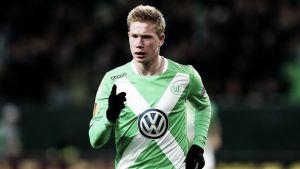 De Bruyne lidera la fiesta del Wolfsburgo