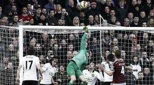 El United rescata un punto en el último suspiro