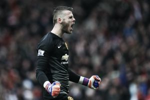 Louis van Gaal still waiting on De Gea decision