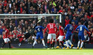 Manchester United 2-1 Everton: Five things we learned