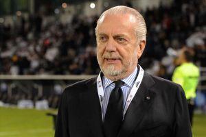 "Napoli, parla De Laurentiis: ""Higuaín è inamovibile"""