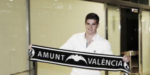 """De Paul: """"Nunca dudé de que tenía que venir al Valencia"""""""