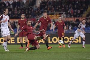 Roma, a Crotone De Rossi è squalificato: gioca Pellegrini