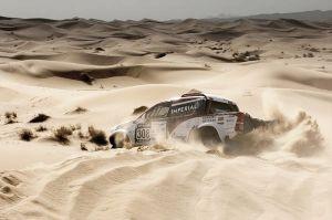 Dakar 2015: Toyota, el tercero en discordia