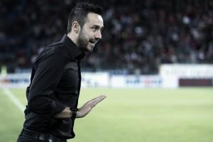 """Benevento, De Zerbi non perde le speranze: """"So cosa bisogna fare"""""""
