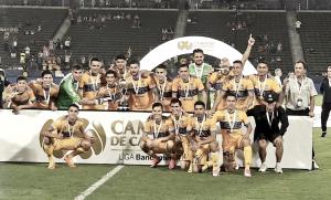 Tigres se desquita y gana el Campeón de Campeones