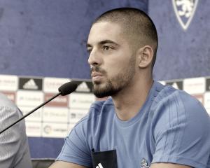 """Diogo Verdasca: """"Soy un jugador muy comunicativo con mis compañeros"""""""
