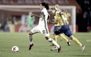 Premier match nul à l'Euro
