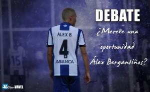 Debate: ¿Merece una oportunidad Álex Bergantiños?