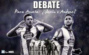 Debate: Para Anoeta, ¿Joselu o Andone?