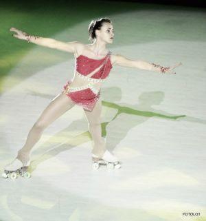 El Rollerland Catalunya hace brillar el patinaje artístico
