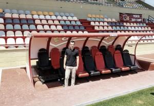 """López Garai: """"Tengo ganas de ver el equipo en competición oficial"""""""