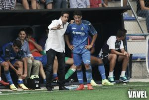 """Pablo Franco: """"Creo que hemos jugado mejor fútbol que el Sestao"""""""