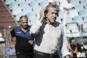 """Víctor Muñoz: """"La victoria es importante para la afición y los jugadores"""""""