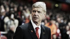 """Arsène Wenger: """"Creo en lo que hago y especialmente en mis jugadores"""""""